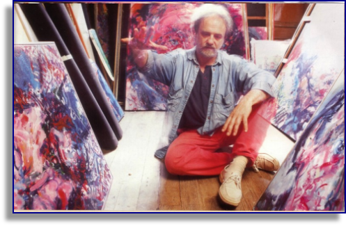 Biographie jean yves texier artiste peintre for Biographie artiste peintre
